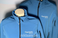 Softshell logotikandiga, Rail Baltic