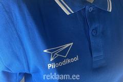 Polosärk logoga, Piloodikool