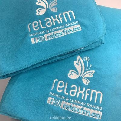 Logoga rätik, Relax FM